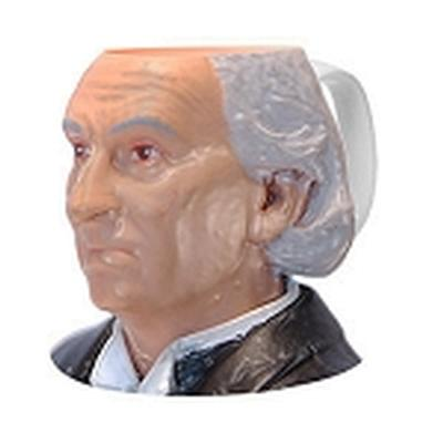 Click to get Doctor Who Mug The First Doctor Figural