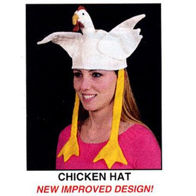 Click to get Chicken Hat