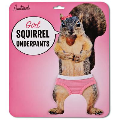 Click to get Squirrel Underpants for Girls