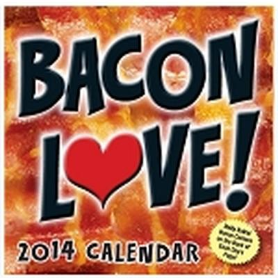 Click to get Bacon Love  2014 Day to Day Calendar