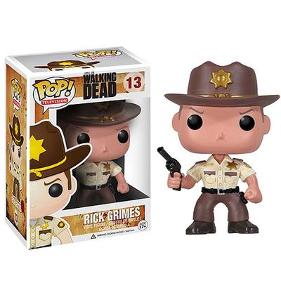 Click to get Pop Vinyl Figure The Walking Dead Rick Grimes