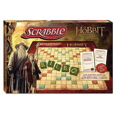 Click to get Scrabble Game The Hobbit