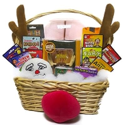 Click to get The Gigantic Gag Gift Basket