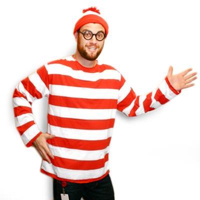 Getpranks Com Your Prank Source Where S Waldo Costume