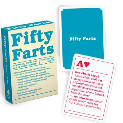 Click to get Fifty Farts Fart Classification Cards