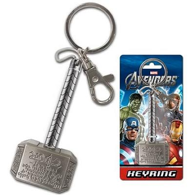 Click to get Thors Hammer Keychain